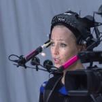 Star Citizen: Como se rodó el personaje Captain McLaren aka Gillian Anderson