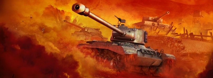 World of Tanks: La segunda beta en PlayStation 4