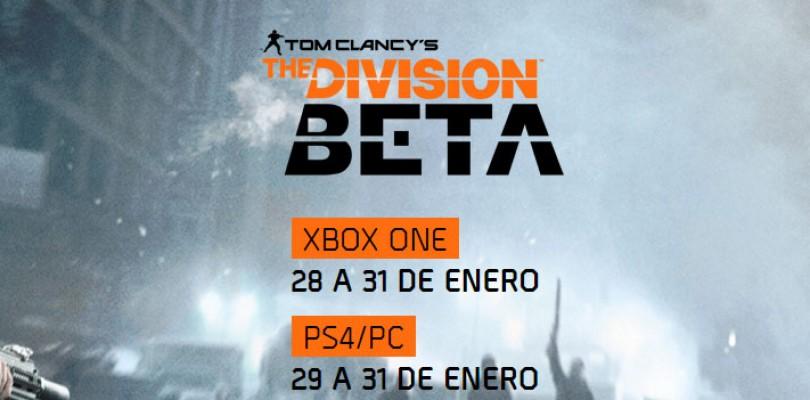 Anunciadas las fechas para la Beta Cerrada de Tom Clancy's The Division
