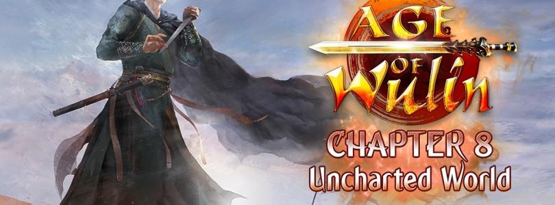 Age of Wulin: Ya hay fecha para la próxima gran actualización