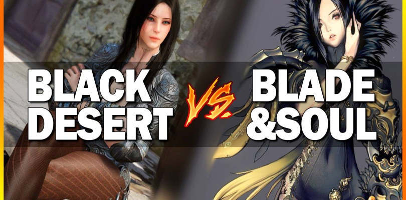 Comparamos Blade & Soul VS Black Desert