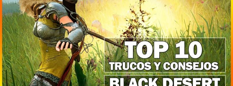 Black Desert: 10 consejos antes de empezar