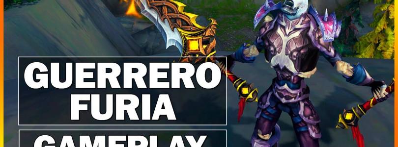 WoW Legion: El nuevo Guerrero Furia