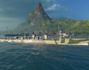 El evento Clash of Elements llega a World of Warships