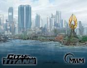 City of Titans: Primeros pasos del editor de personajes