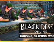 Black Desert: Guía de housing, crafteo y workers