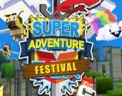 La Super Adventure Box esta de vuelta en Guild Wars 2