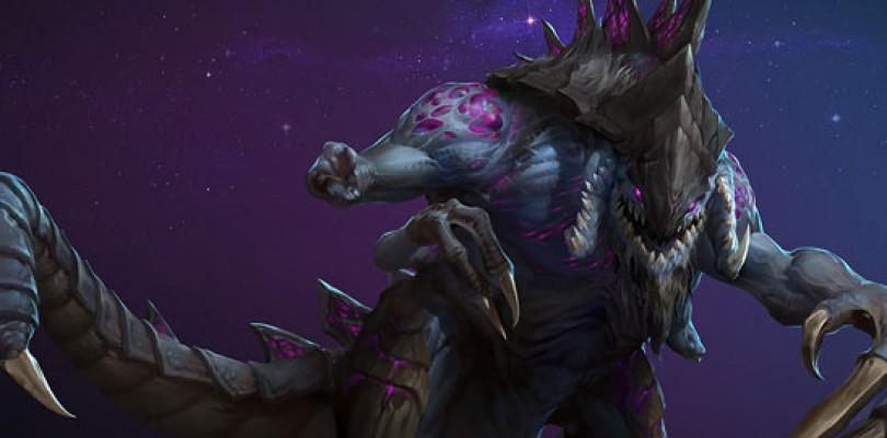 Dehaka y el mapa de la Caverna Perdida ya disponibles en Heroes of the Storm