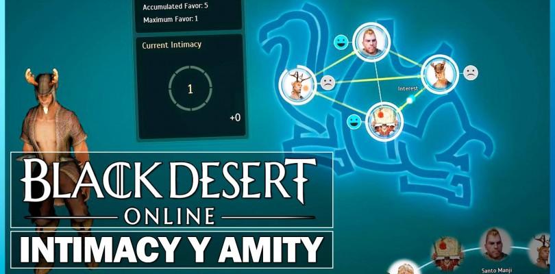 Black Desert: Conversaciones con NPCs al detalle