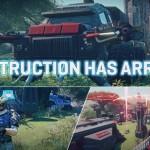 PlanetSide 2 – Llega la construcción al juego