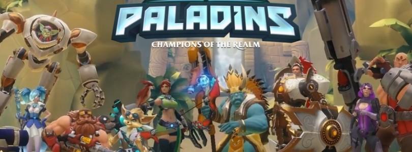 SMITE y Paladins estarán disponibles en Xbox One X y correrán a 60FPS en 4K
