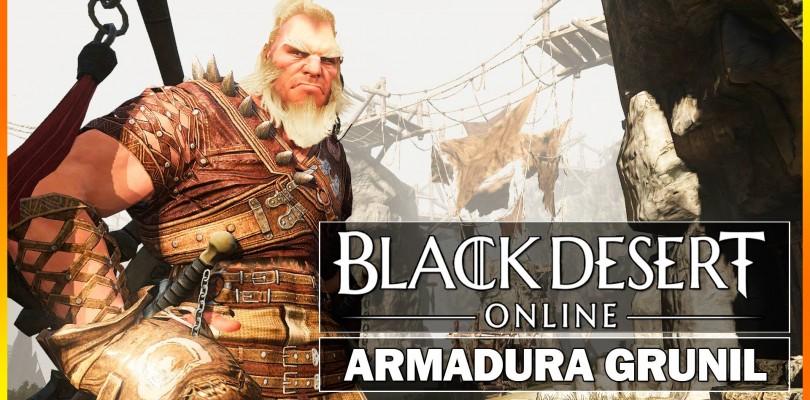 Black Desert: Cómo conseguir el set de armadura Grunil