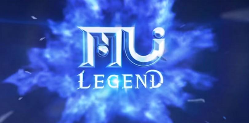 Webzen prepara la segunda beta de MU: Legend para principios de 2017