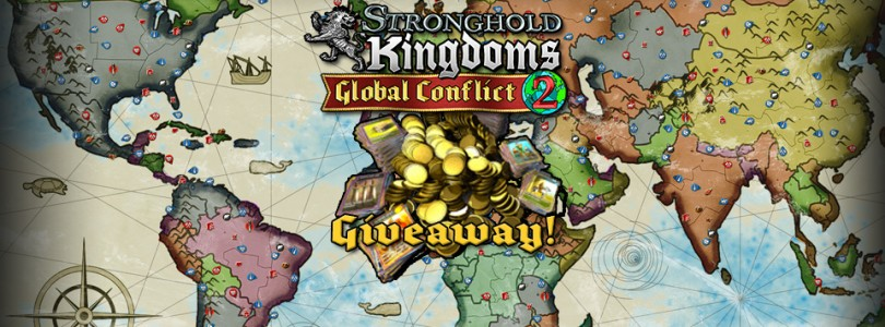 ¡Sorteamos 1000 packs de objetos para Stronghold Kingdoms!
