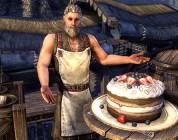 Tartas de experiencia para celebrar el segundo aniversario de The Elder Scrolls Online