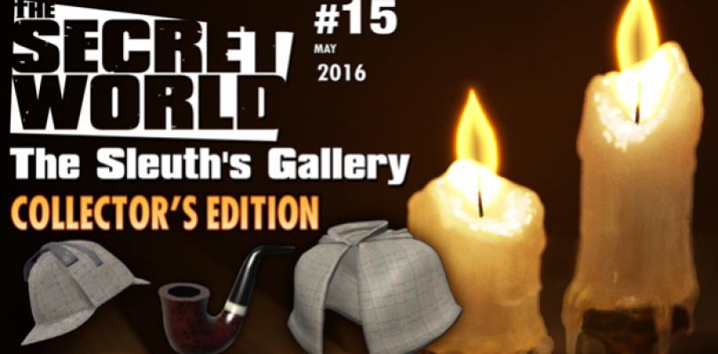 The Secret World presenta el Issue 15
