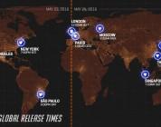 Blizzard desvela los horarios para el lanzamiento de Overwatch