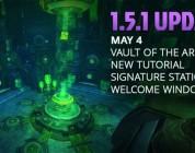 El 4 de mayo llega la nueva actualización de Wildstar