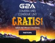 Promoción: Compra cualquier título de Blizzard en G2A y gana 3 dólares para futuras compras