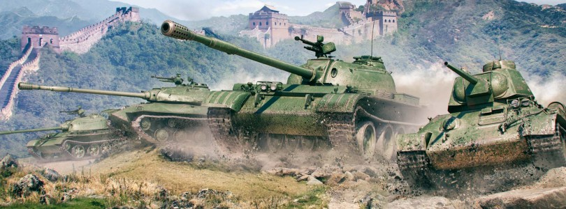 World of Tanks lleva los tanques chinos a PlayStation 4