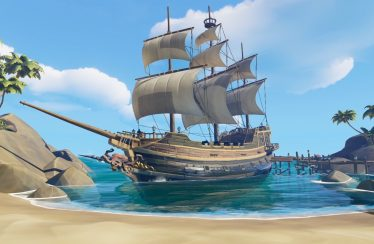 La primera alpha de Sea of Thieves anunciada será para Xbox One