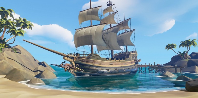 E3 – Cooperativo, online y piratas, así es Sea of Thieves
