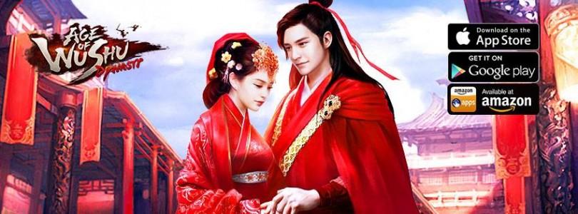 Age of Wulin llega a móviles con Dynasty
