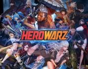 KOG Games anuncia la segunda beta de HeroWarz