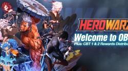 Comienza la beta abierta de HeroWarz