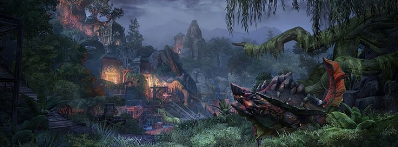 Primeros detalles de Shadows of the Hist, la próxima DLC para The Elder Scrolls Online