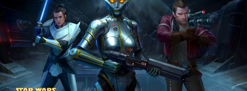 "Star Wars: The Old Republic lanza ""The Gemini Decption"""