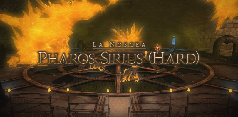 FINAL FANTASY XIV: PHAROS SIRIUS (HARD) – Guía