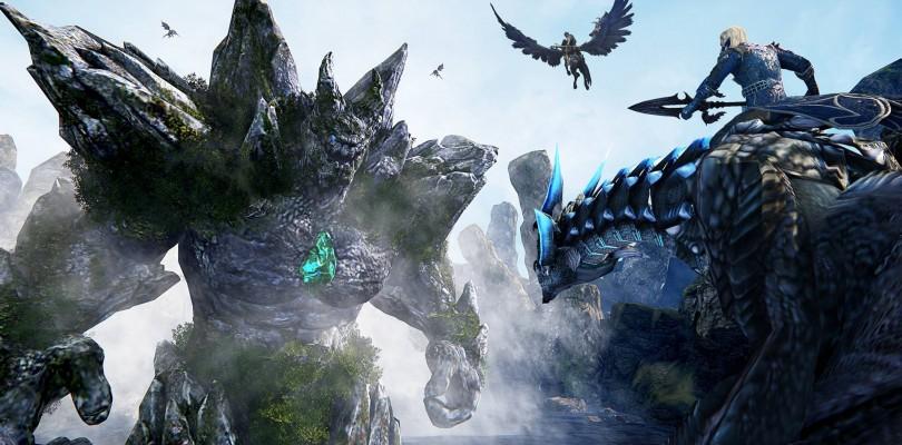 Riders of Icarus comienza hoy su beta abierta