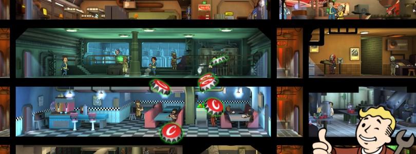 Fallout Shelter añade nuevas misiones y llega a Steam