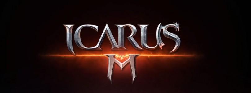 Primeras imágenes de Icarus-M otro MMORPG para móviles creado con Unreal Engine 4
