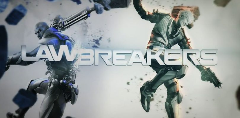 LawBreakers limitará los roles en partida, nuevo mapa y más
