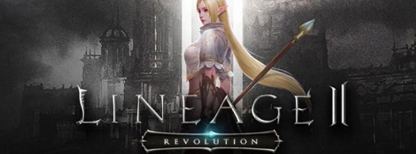 El MMOARPG Lineage 2: Revolution se lanzará el próximo año
