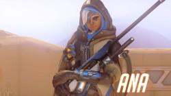 Ana esta ya disponible en Overwatch y Kaplan nos habla sobre los últimos cambios