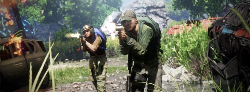 El shooter de supervivencia Shattered Skies llega a Steam