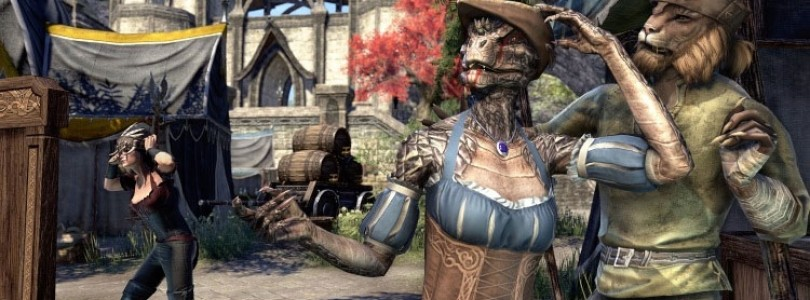 Así se ve The Elder Scrolls Online a 4K en la nueva PS4 Pro