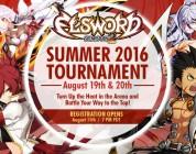 Elsword presenta su evento de verano y un nuevo modo de PvP