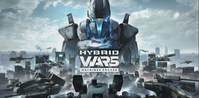 Gamescom 16 – Wargaming presenta Hybrid Wars, un nuevo shooter de estilo top-down