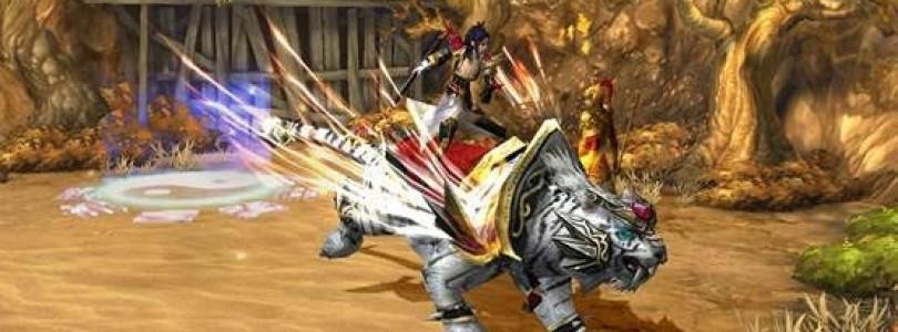 Un vistazo a las monturas del RPG para moviles Chaos Legends