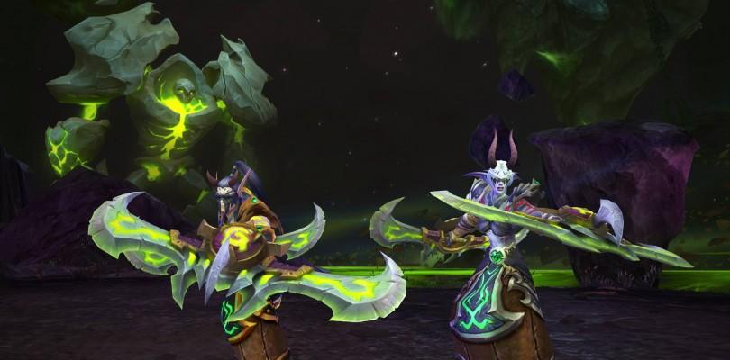 Llega el Demon Hunter a World of Warcraft