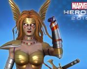 Marvel Heroes 2016 estrena sistema de escalado de nivel y presenta próximo heroe
