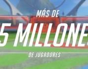 15 millones de usuarios para Overwatch y otras cifras de Activision-Blizzard