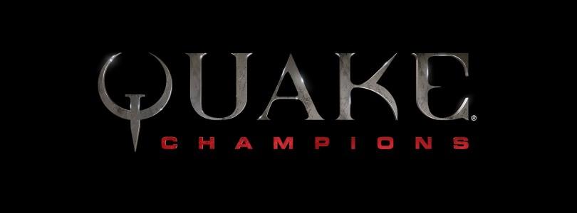 Ya puedes apuntarte a la beta cerrada de Quake Champions
