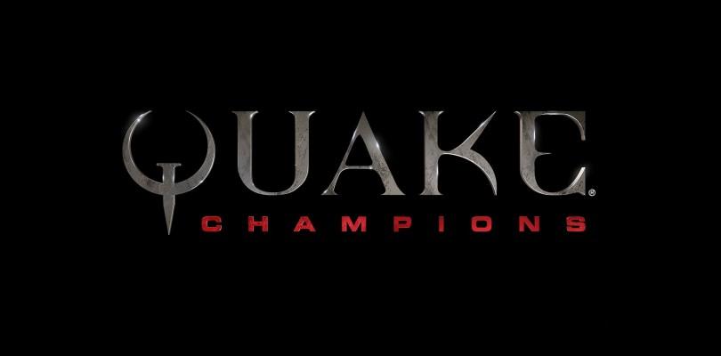Quake Champion – Próxima prueba a gran escala, todo el mundo invitado