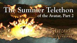 Shroud of the Avatar ya ha recaudado 10 millones de dólares