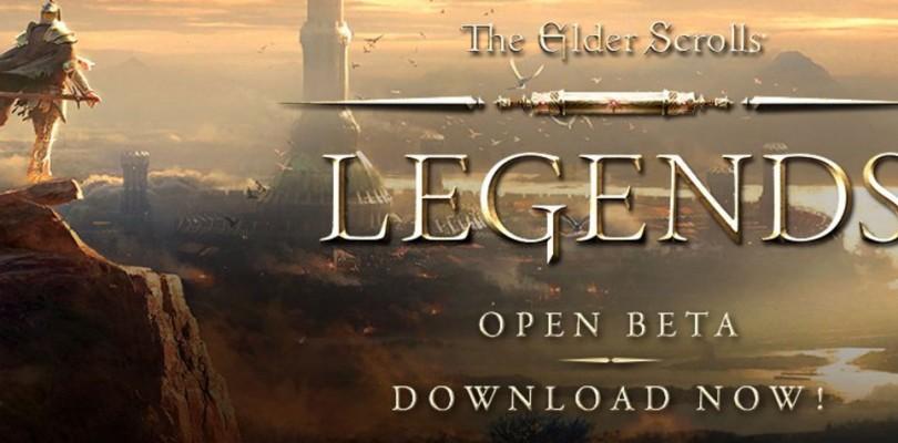 Prepara tu mazo de cartas, empieza la beta abierta de The Elder Scroll Legends